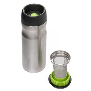 Thermal Mug 414ml with Infuser Stainless Steel