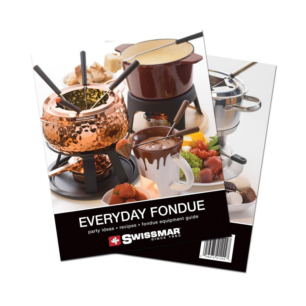 Swissmar Everyday Fondue Cookbook