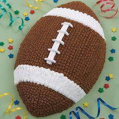 HIRE $5.00 Footbal Cake Tin - $50 Deposit