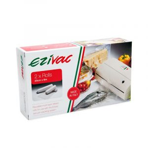 Ezivac 20cm x 6m Rolls for Vacuum Packing system