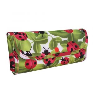 Insulated Market Tote Shopping Bag - Lady Bug - Sachi