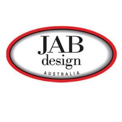 jab design logo